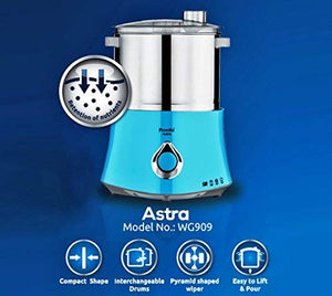 Load image into Gallery viewer, Preethi Astra WG909 2-Litre Wet Grinder (Blue)