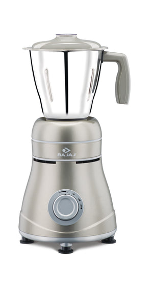 Load image into Gallery viewer, Bajaj Ivora Silky Caramel 800 Watts, 3 Jar Mixer Grinder with Anti-Germ & Anti-Dust Coating