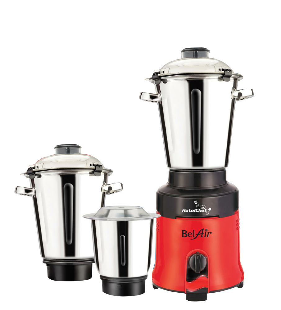 Belair Commercial Heavy Duty Mixer Grinder 1400 Watts