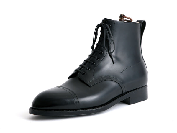 Cap Toe Darby Boots