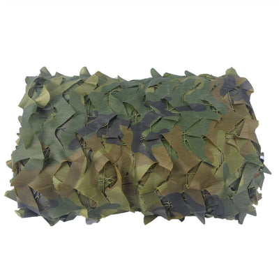 Filet De Camouflage Chasse Woodland 4x5