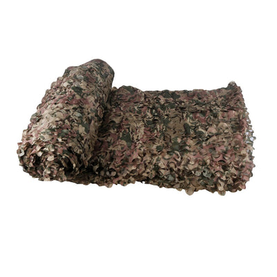 filet de camouflage silencieux (1.5m x 2m)