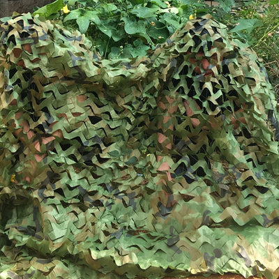 Filet De Camouflage Renforcé 4x3