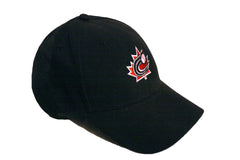Baseball Canada Adjustable Hat|Casquette ajustable de Baseball Canada (Black/Noir)