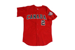National Team Game Worn Jerseys | Chandail de partie déjà porté de l'équipe nationale