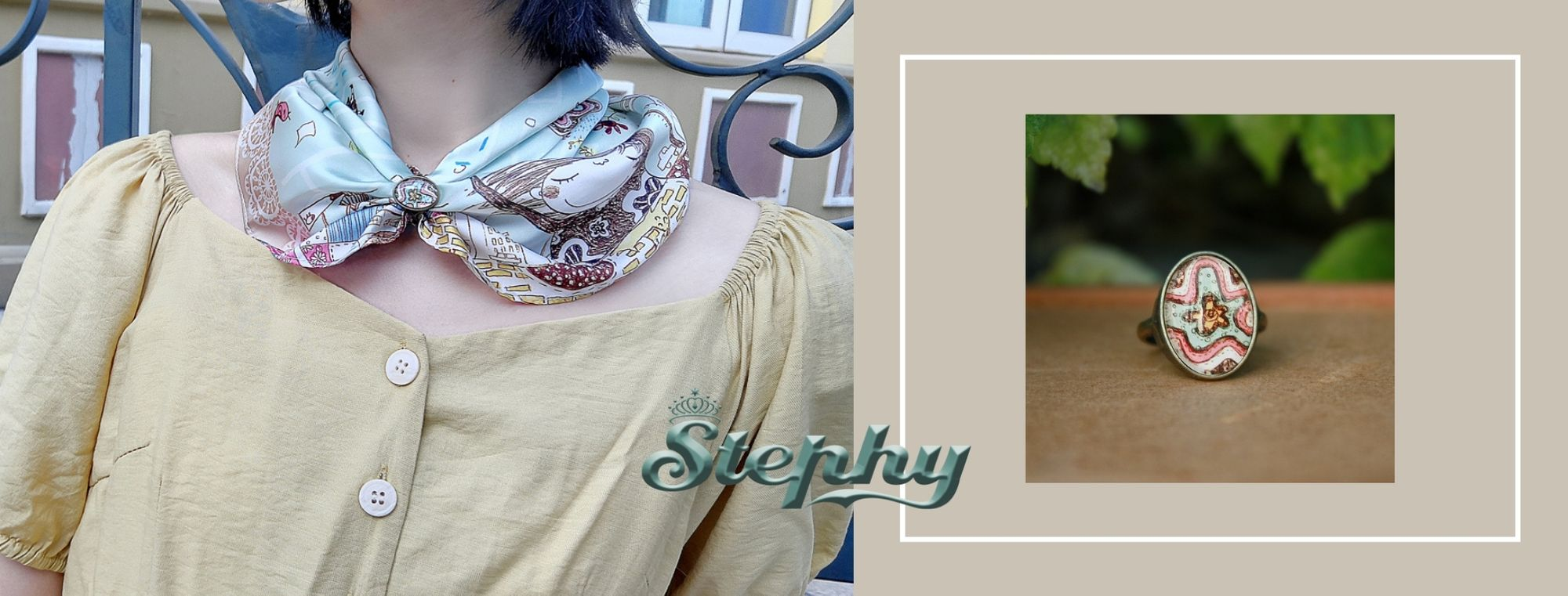 stephy scarves lesson