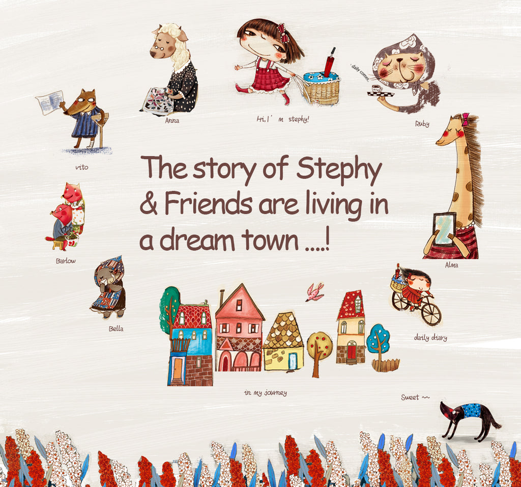 stephy's town