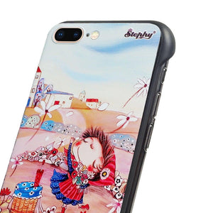 iPhone 8+ case-Stephydesignhk