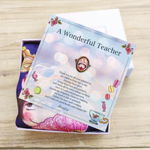 Load image into Gallery viewer, stephy Teacher Thank You Gift