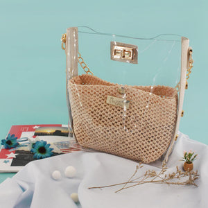 stephy Clear Bag