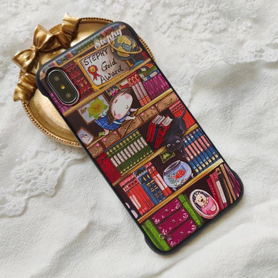 iPhone X case-Stephydesignhk