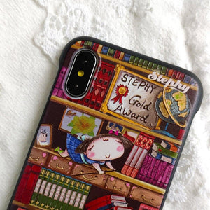 stephy iPhone case-Stephydesignhk