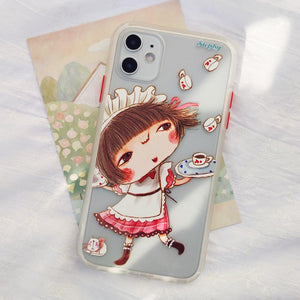 iPhone 11 case-Stephydesignhk