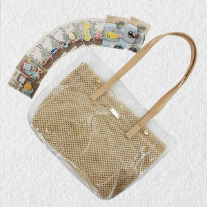 stephy straw bag tote