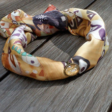 Load image into Gallery viewer, scarf ring-Stephydesignhk