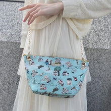 Load image into Gallery viewer, crossbody chain bag-Stephydesignhk