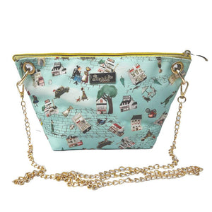 crossbody chain bag-Stephydesignhk