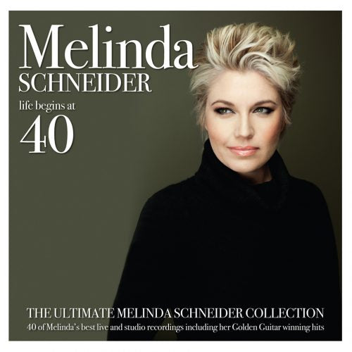 Melinda Schneider: Life Begins At 40 (CD Album)