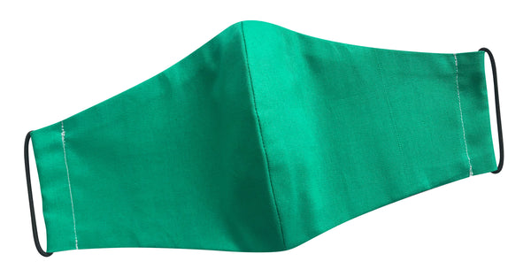 Plain Green Mask