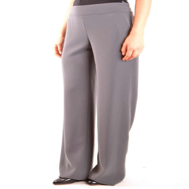 Armani Collezioni - Women's Fall/Winter Trousers - Grey