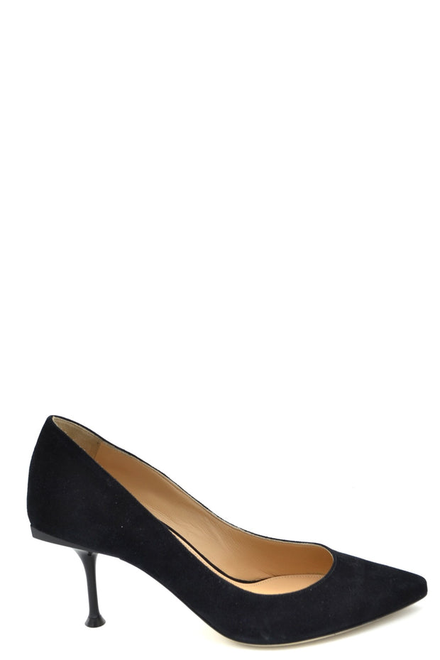 Sergio Rossi Women's Pumps Shoes - Black