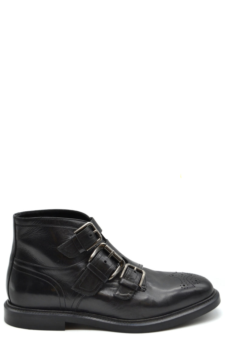 Dolce & Gabbana Men Boots - Black