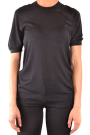Burberry - Women's T-Shirt Short Sleeves - Black