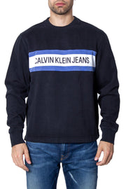 Calvin Klein - Men's Sweatshirt Long Sleeves - Black