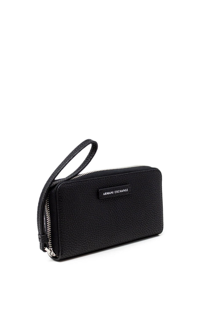 Armani Exchange - Women's Wallet - Black