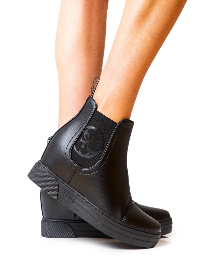 Guess Women's Ankle Boots - Black