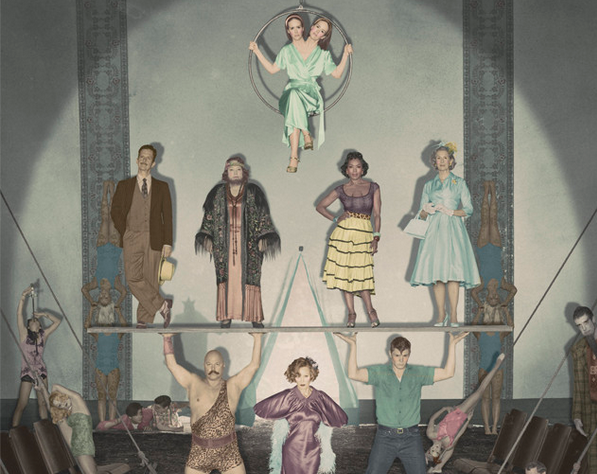 Halloween Inspiration: 'American Horror Story: Freak Show'