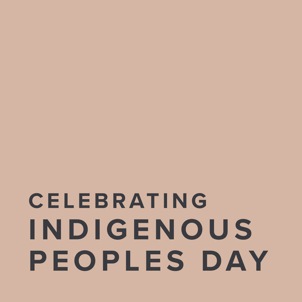 Celebrating Indigenous Peoples Day