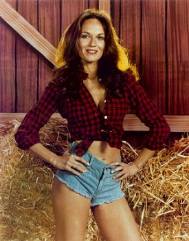Halloween Inspiration: Daisy Duke
