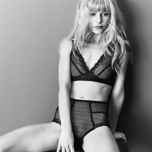 Fortnight Lingerie's F/W '16 Collection