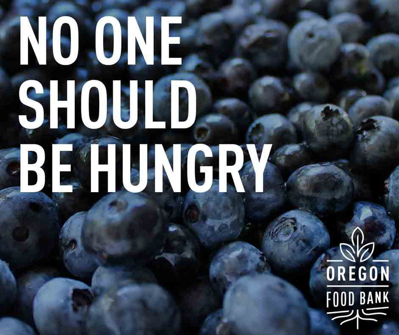 Giving Back: Oregon Food Bank