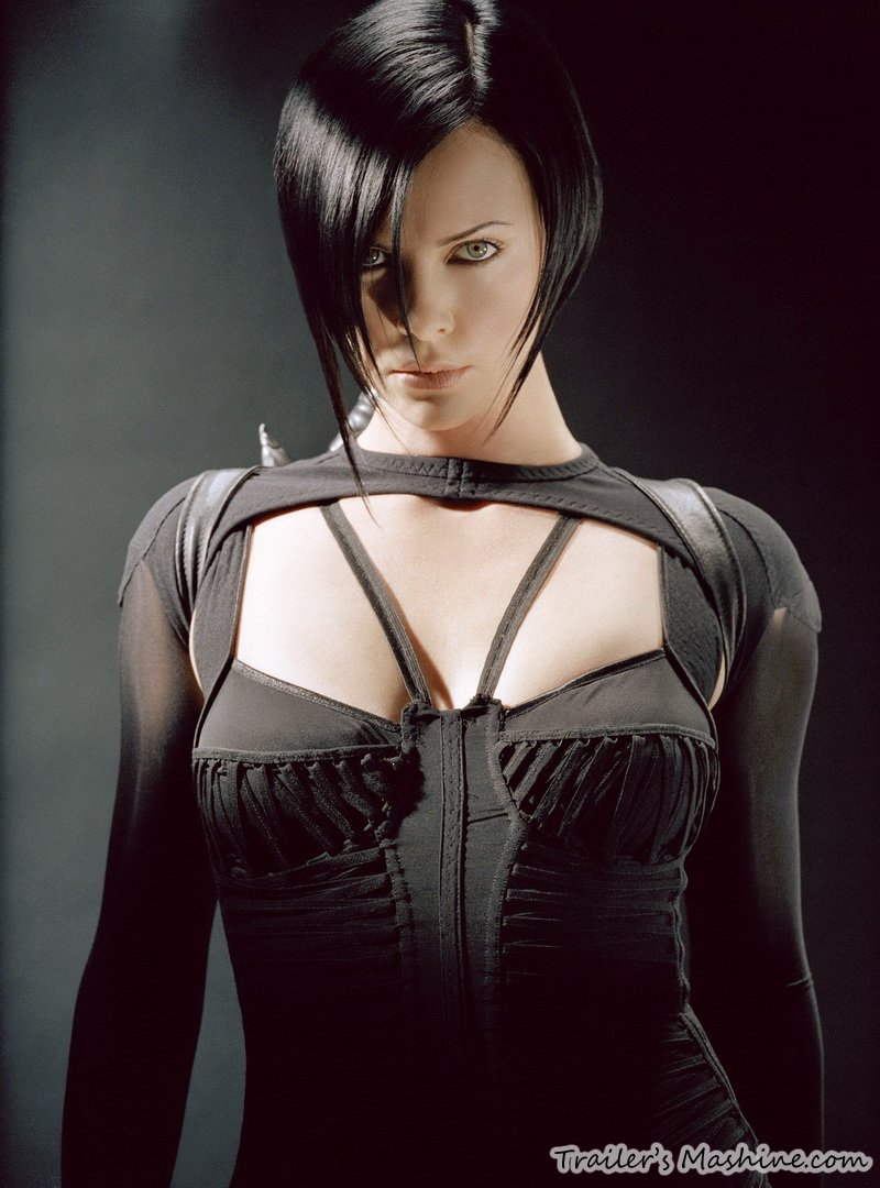Halloween Inspiration: Æon Flux