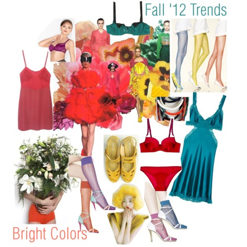 Fall Trends: Bright Colors