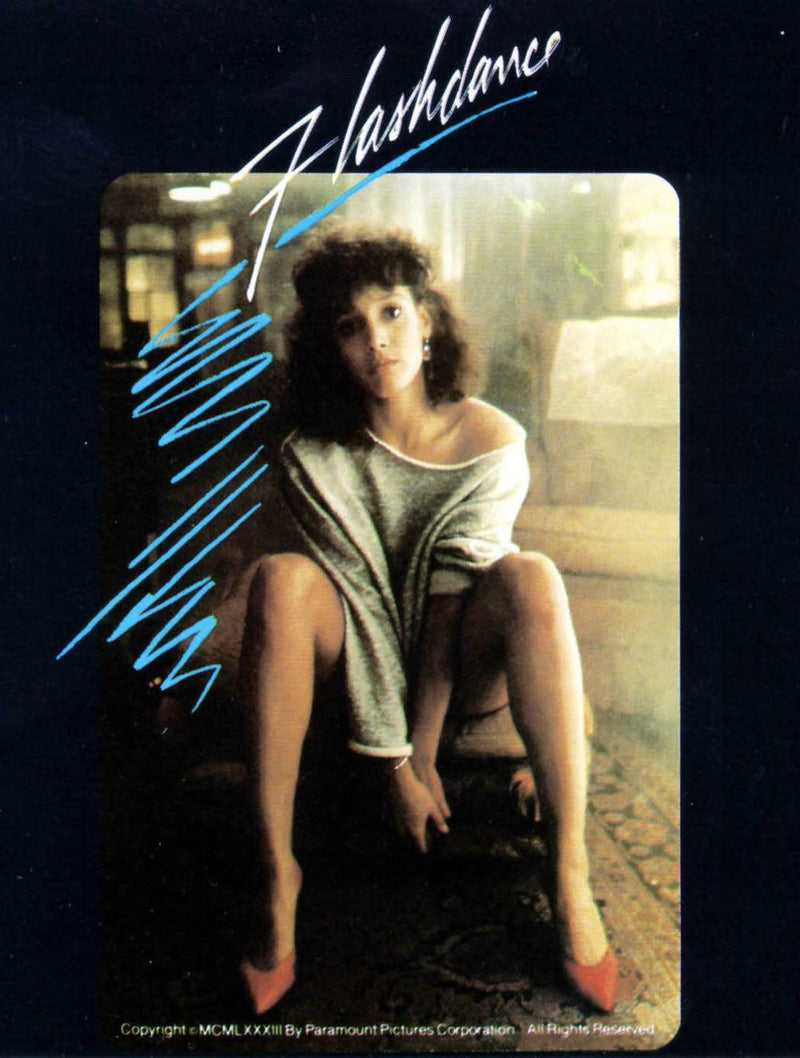 Halloween Inspiration: Flashdance