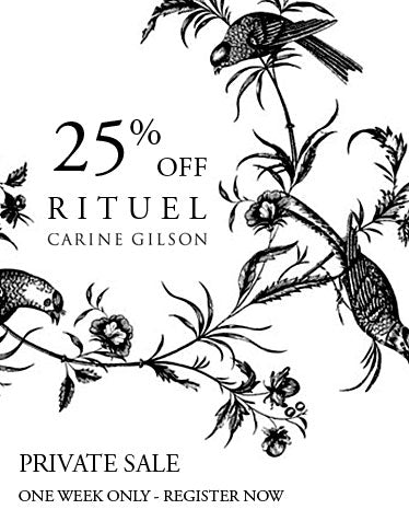 25% off Rituel by Carine Gilson