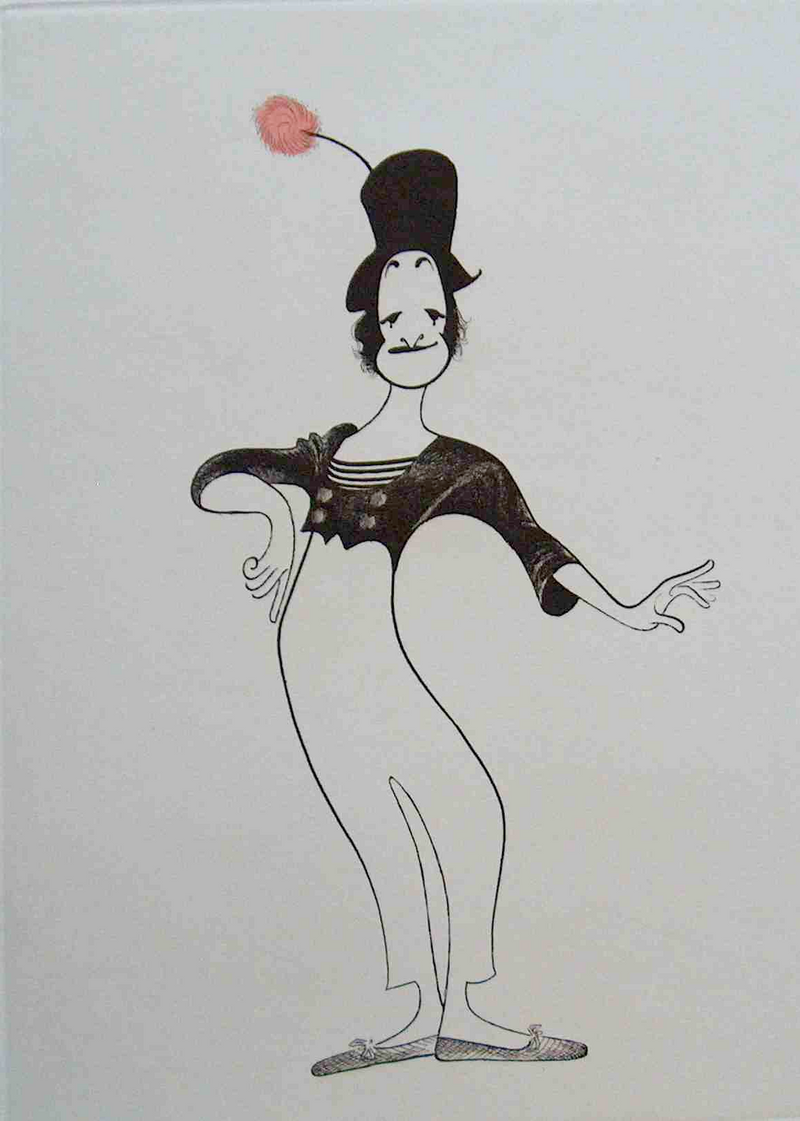 Halloween Inspiration: French Mime