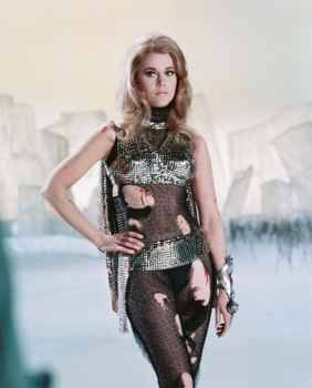 Halloween Inspiration: Barbarella