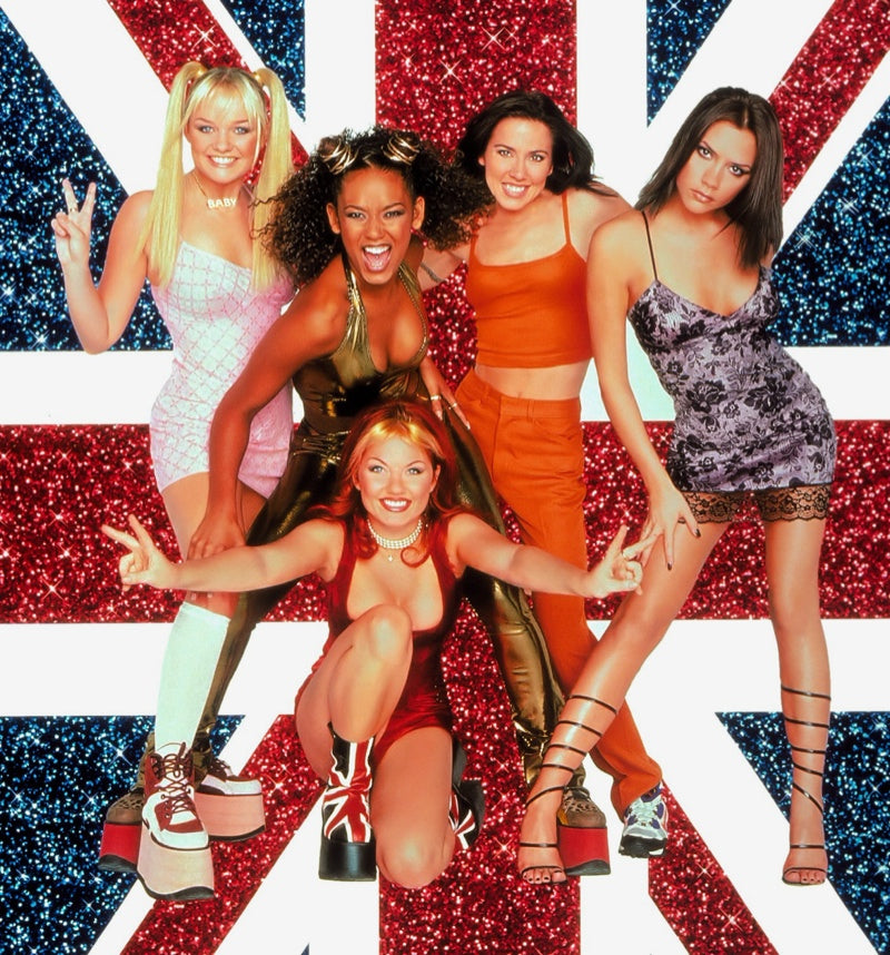 Halloween Inspiration: Spice Girls