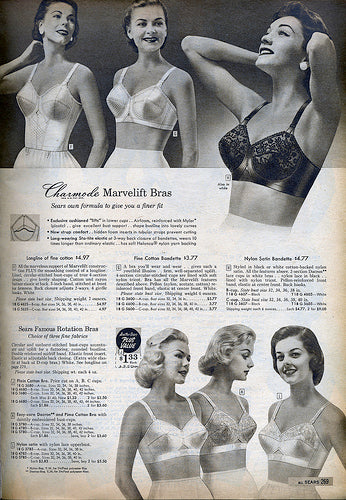 100 Years of Brassieres