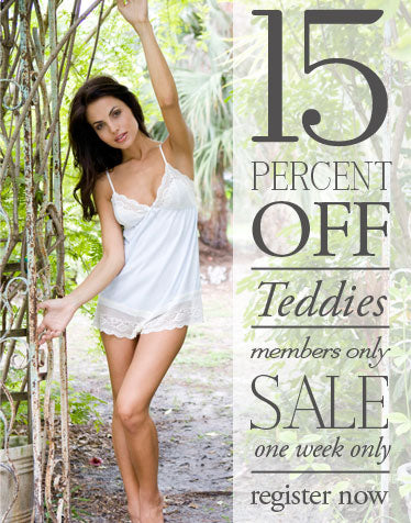 15% Off Teddies