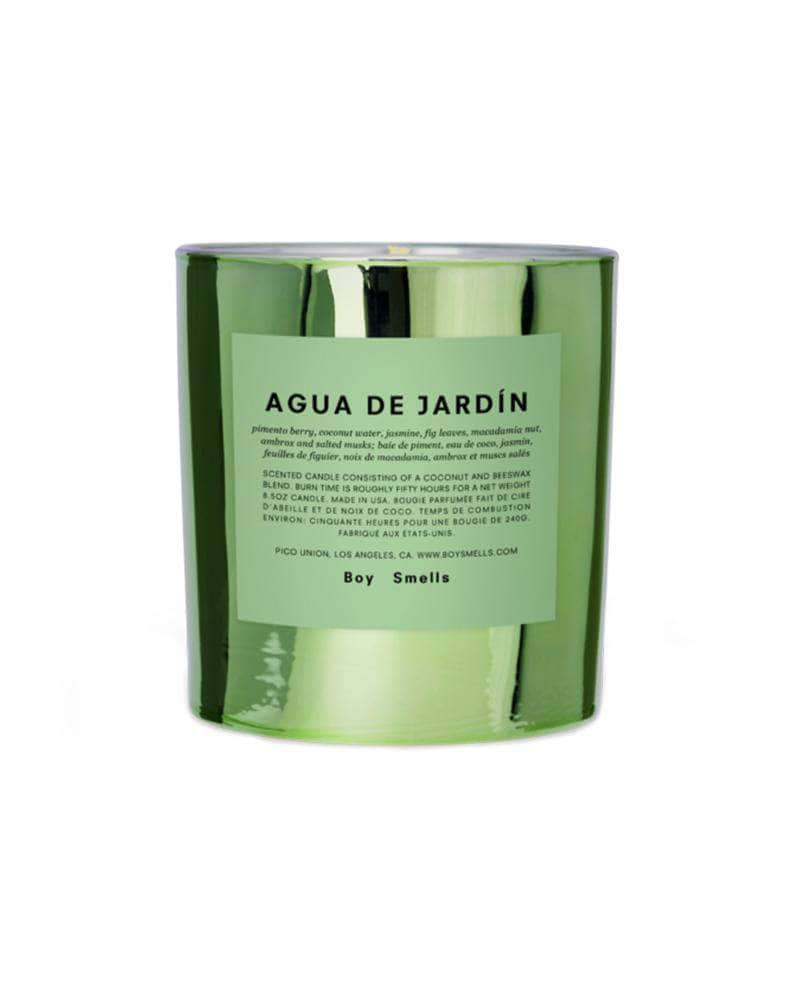 Boy Smells Hypernature Agua de Jardín Scented Candle