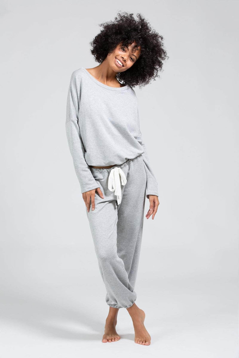 Eberjey Softest Sweats Slouchy Top