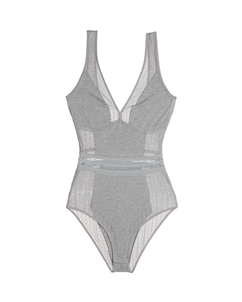 Jolie Soft Triangle Bodysuit