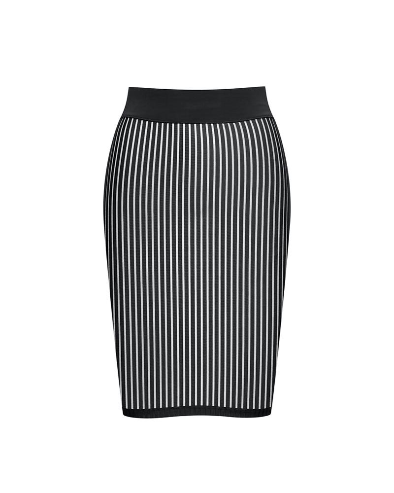 Maison Close Bande A Part Skirt