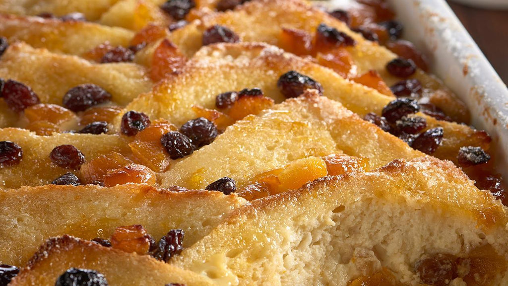 Reet Yorkshire Food Orange & Whisky Marmalade Bread & Butter Pudding