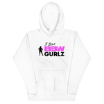 BBW - Hoodie (I Love BBW Collection)